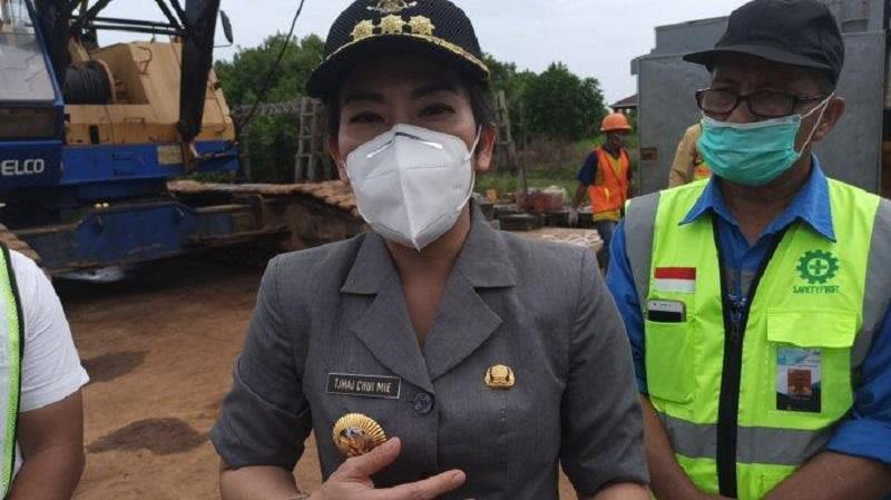 Tjhai Chui Mie Targetkan Promenade Kuala Rampung Maret 2021