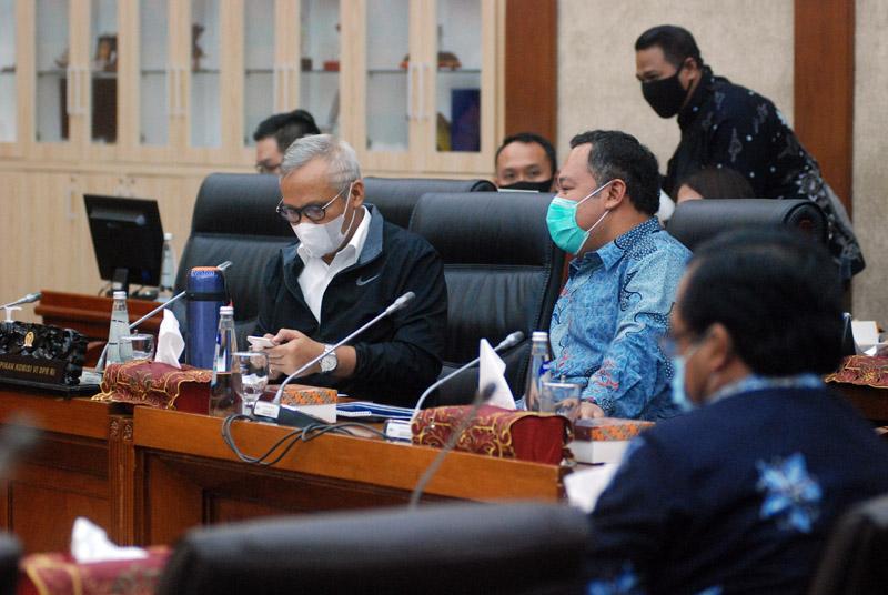 Aria Tegur Politisi Gerindra, Jangan Campuri Urusan BUMN