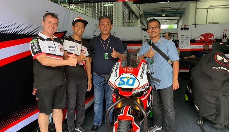 Prasetyo Edi Siap Pimpin Squad Banteng Motorsport