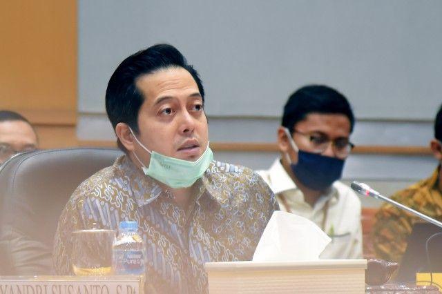 Ihsan Pastikan Pagu Anggaran Kementerian PP & PA Tak Berubah