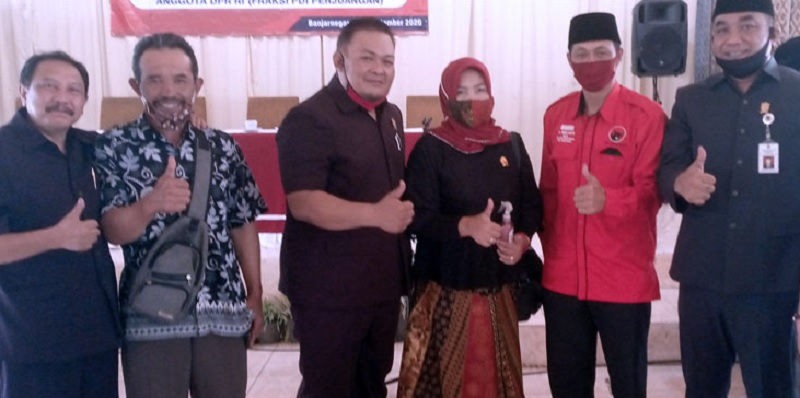 Banteng Banjar Sosialisasi Bantuan Bagi Pesantren & Madrasah