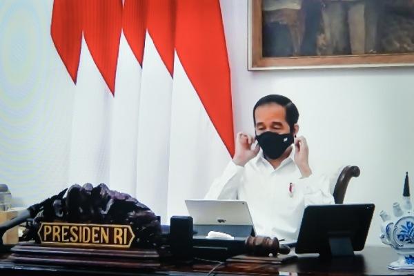 Presiden Perintahkan Susun Rencana Induk Lumbung Pangan