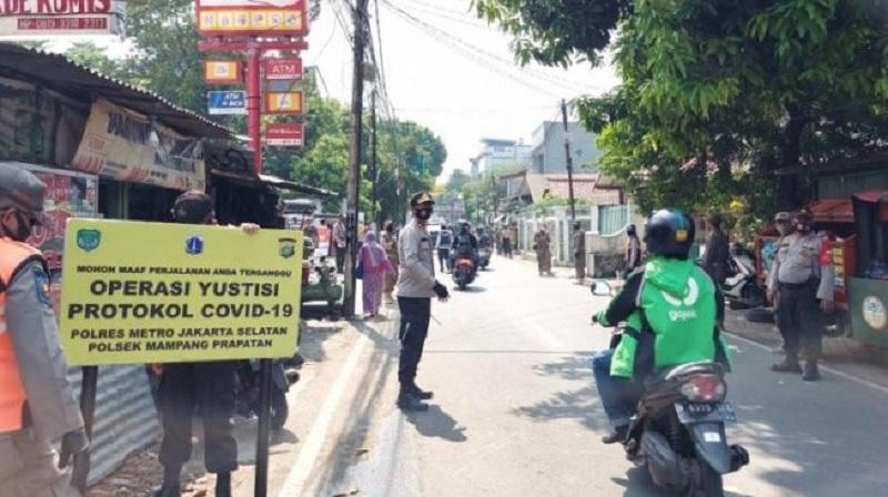 PSBB, Ketentuan Denda Gubernur DKI Jakarta Tak Mendidik