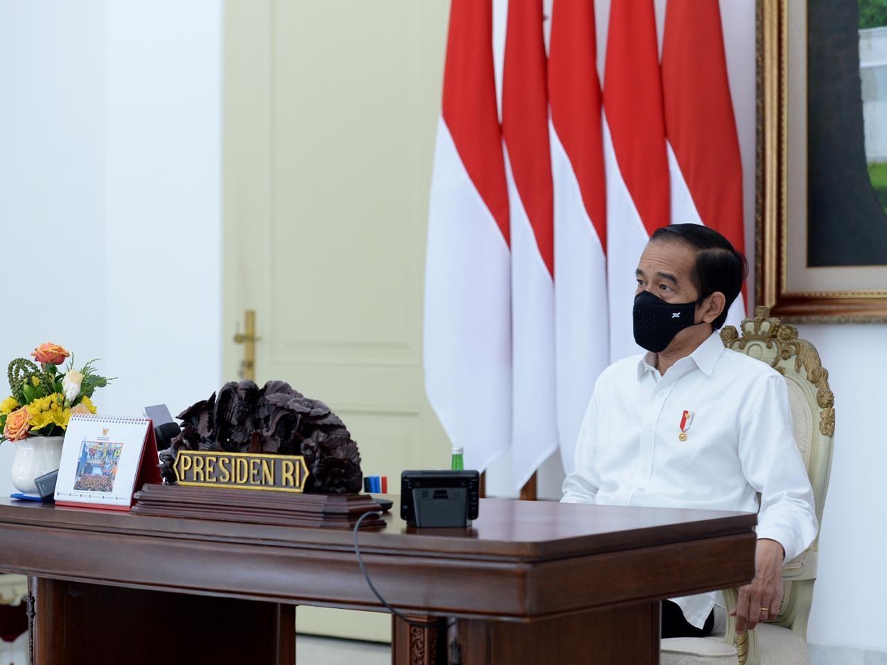 Presiden Jokowi Minta Daya Ungkit Ekonomi Desa Diperkuat