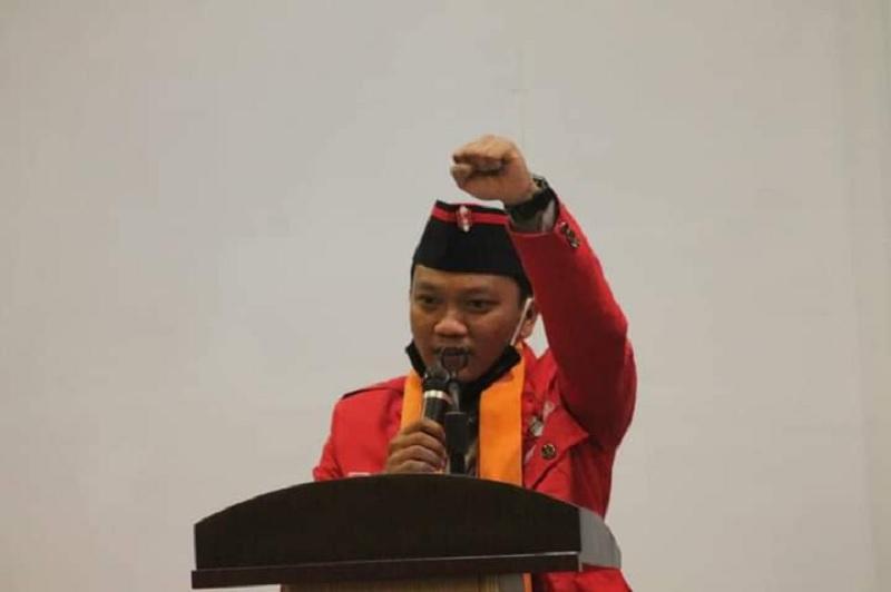 GMNI Kecam Represifitas Aparat Terhadap Kader di Sumbawa
