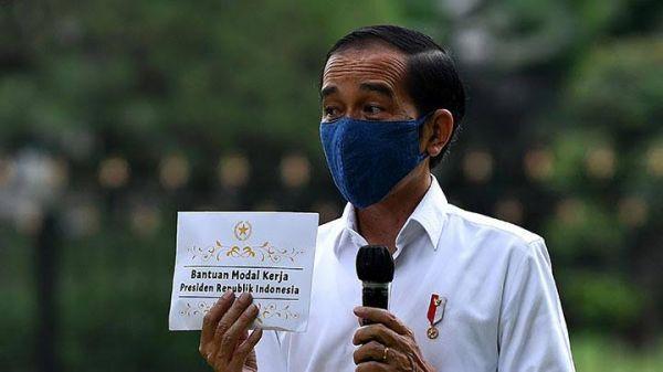 Beri BMK, Presiden Jokowi Justru Terima Curhatan