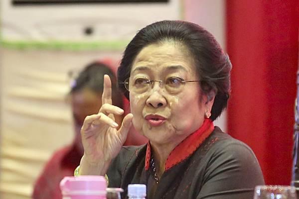 Megawati: Waspadai Aksi Penolakan UU Ciptaker