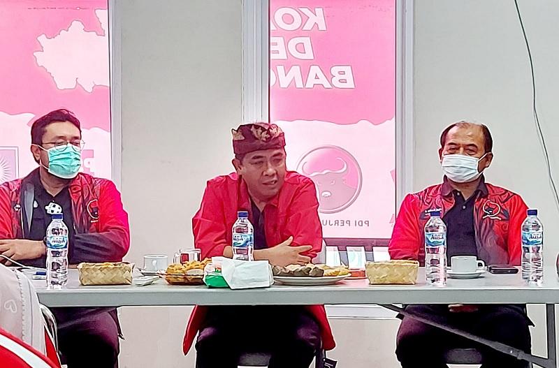Sukur Ingatkan Solid & Gotong Royong Menangkan Pradi-Afifah