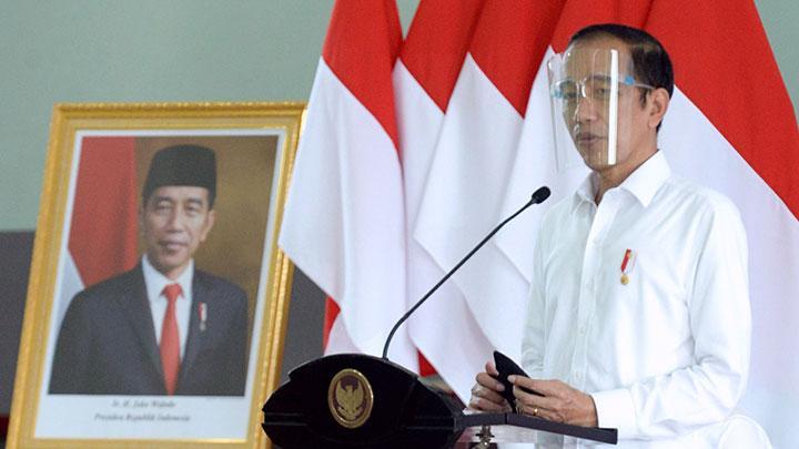 Presiden Minta 12 Kabupaten/Kota Utamakan Penanganan COVID
