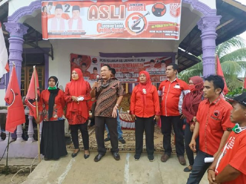 Pilkada Kota Pinang, PAC Konsolidasi Penuh Menangkan ASLI