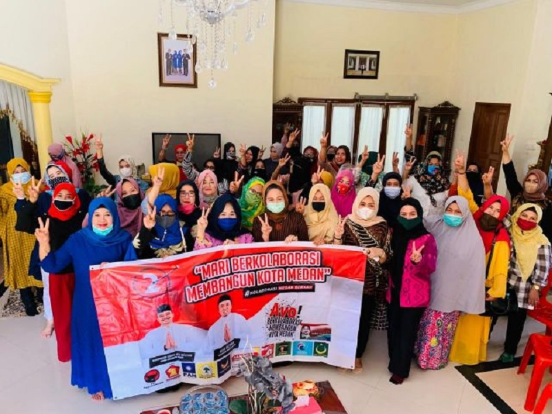 Untuk Bobby-Aulia, Konsolidasi Digelar di Pengajian Al Husna