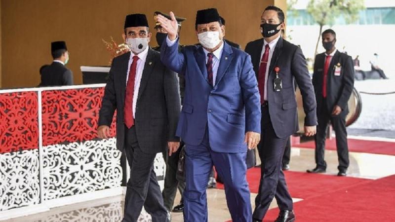 Prabowo ke AS, Kang Hasan: Semoga Bermanfaat Bagi Indonesia