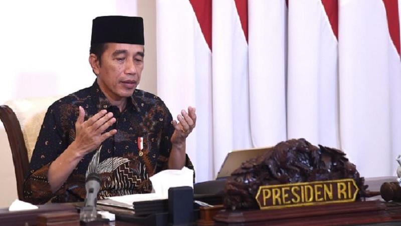 Survei Jokowi Mampu Tangani Covid Patut Jadi Penyemangat