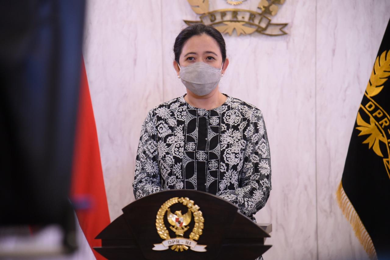 Puan: Setahun Jokowi-Ma'ruf Hadapi Banyak Tantangan