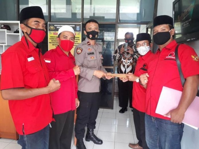 Banteng Lombok Tengah Polisikan Lima Akun Facebook