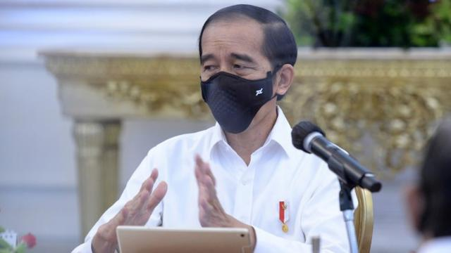 Presiden Jokowi Tekankan Laju Inflasi Harus Dijaga