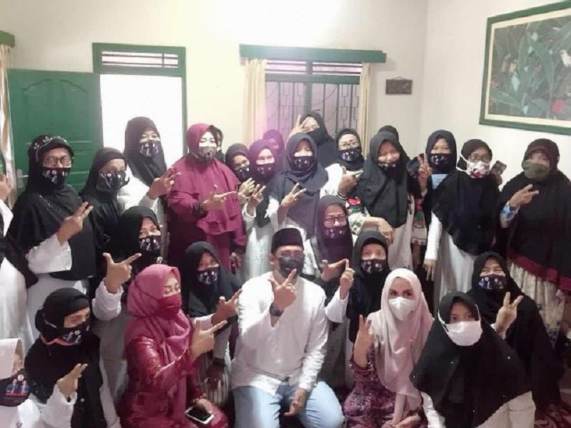 Bobby Nasution Fokus Benahi Karakter Islami Warga Medan