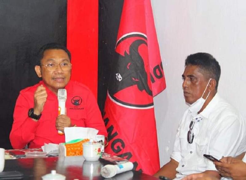 Ansy Lema Berjuang Menangkan Banteng di Pilkada NTT