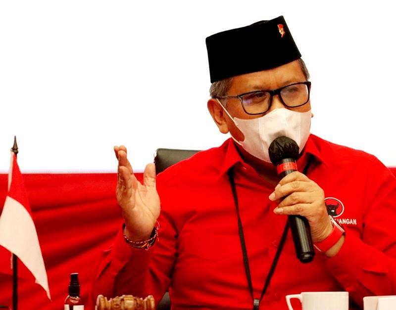 Hasto: Megawati Ajak Kepala Daerah Wujudkan Gerakan Menanam