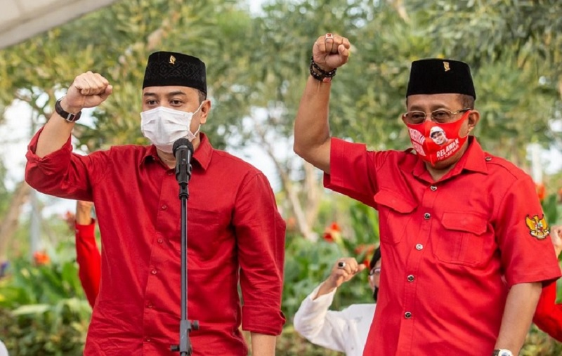 Eri-Armuji Makin Handal, Rakyat Tak Bisa Diintimidasi