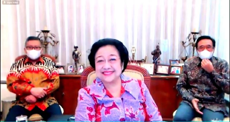Megawati: Kepala Daerah Bangun Kota Mahasiswa Untuk Rakyat