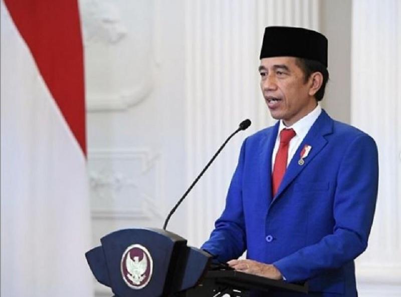 Jokowi Puji Kontribusi Finansial Fintech Capai Rp128,7 T