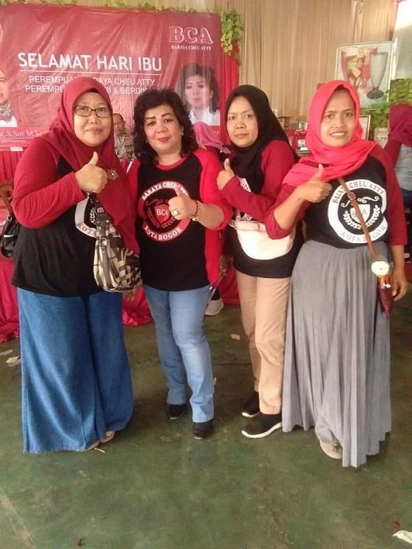 Dari Bogor, Atty Perjuangkan Keselamatan Ekonomi Nasional
