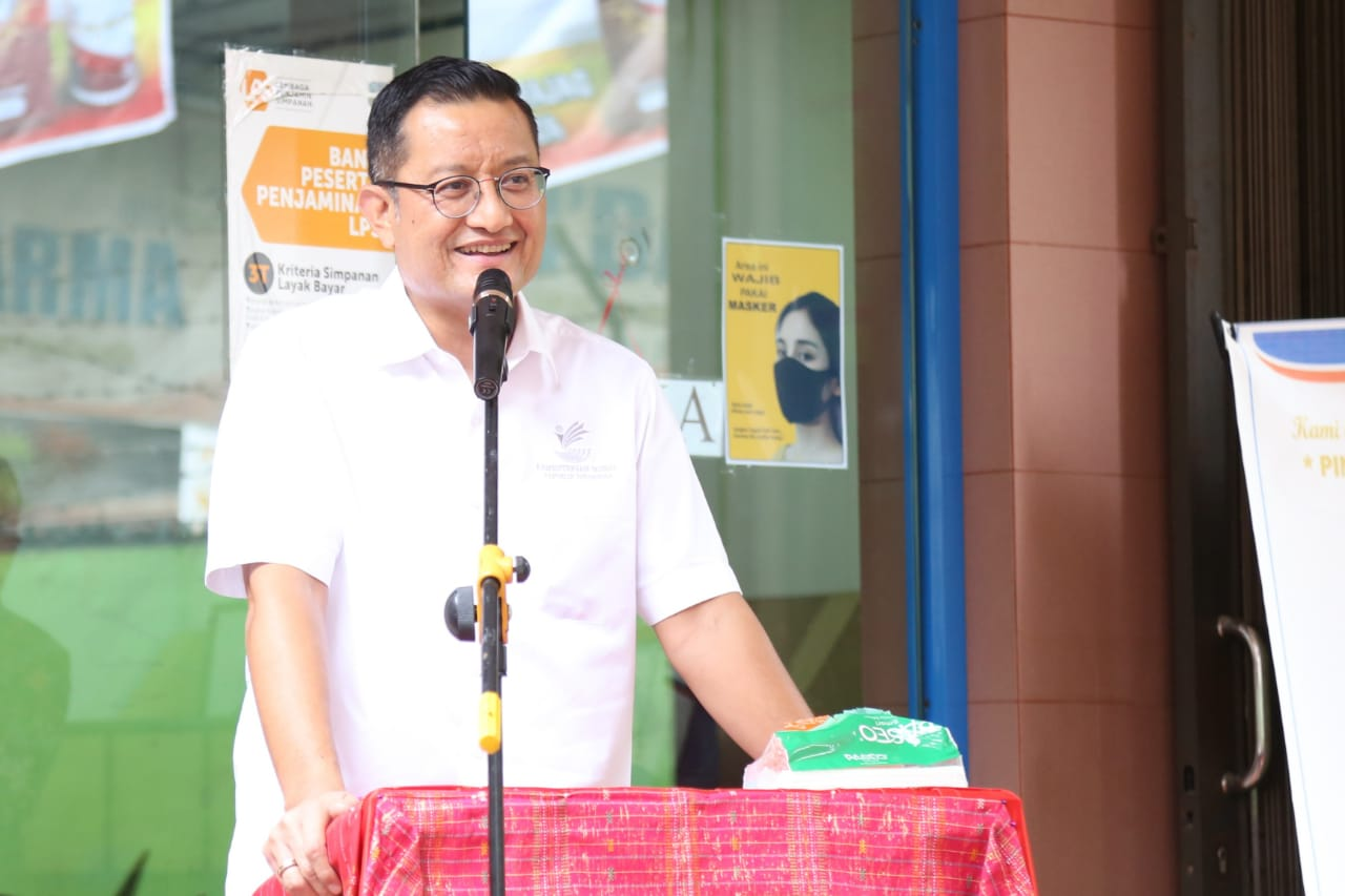 Juliari Pastikan BST Diperpanjang Hingga Juni 2021