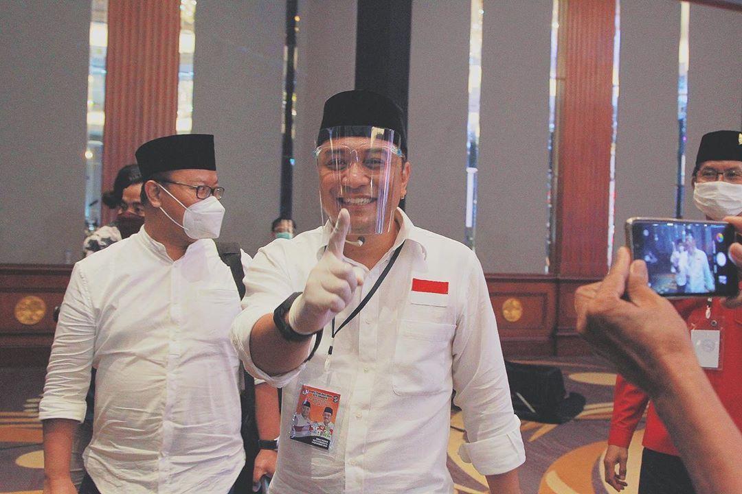Pilkada 2020, Eri Siap Naikan Intensif Bulanan RT, RW & LPMK