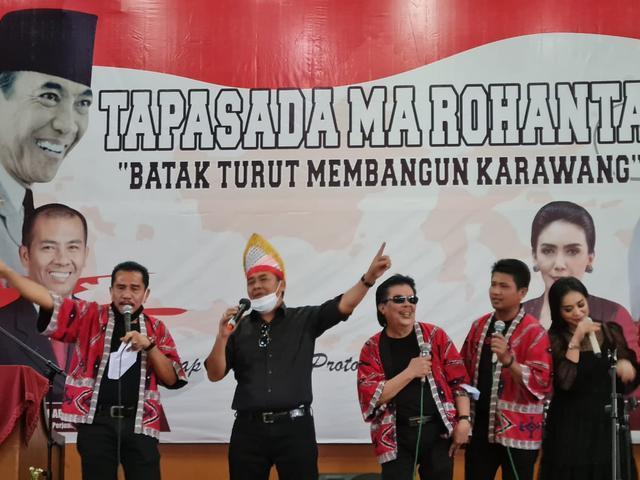 Pilkada Karawang, Sukur Ajak Masyarakat Pilih Yessi-Adly