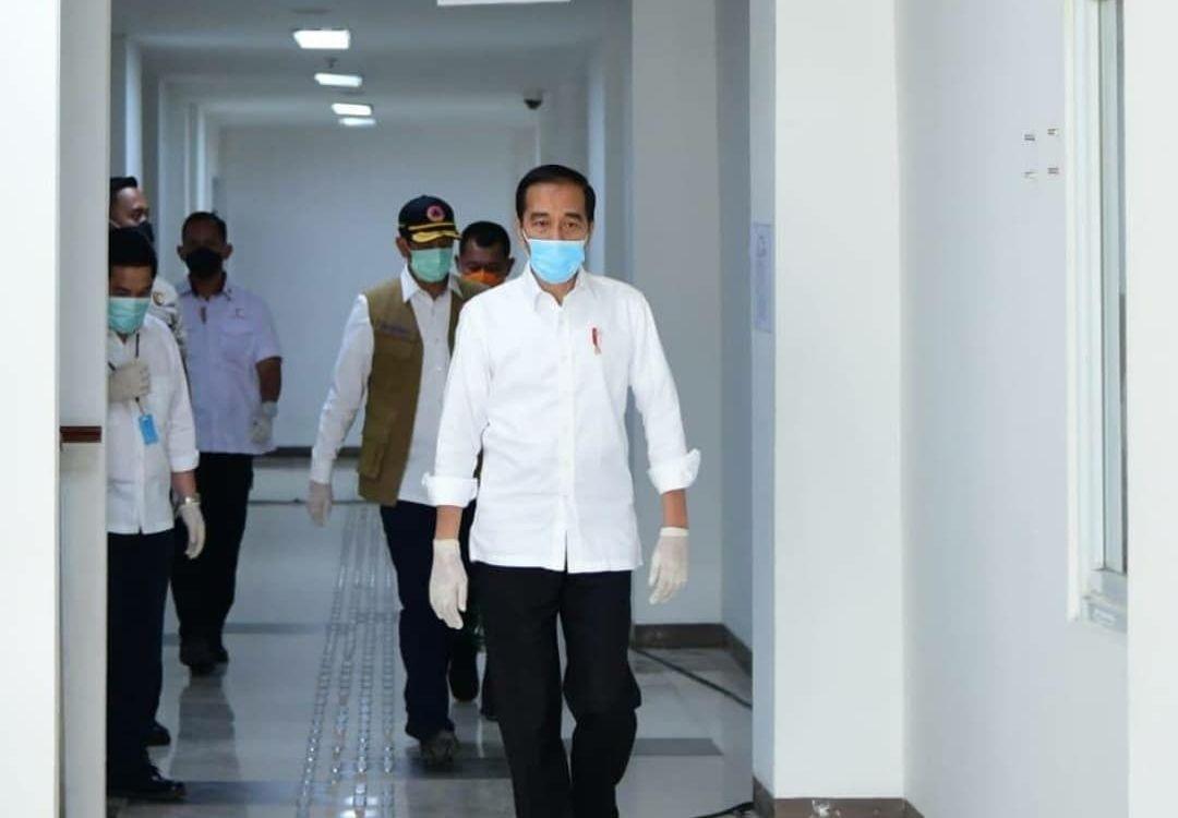 Presiden Jokowi Nyatakan Siap Jadi Penerima Pertama Vaksin