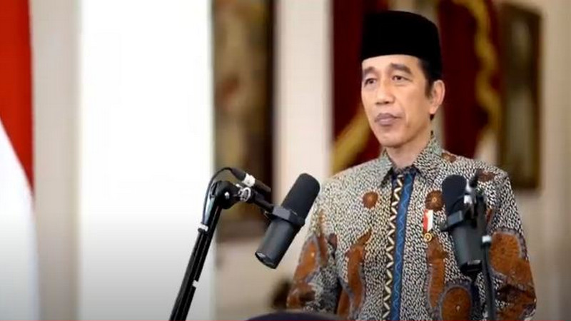 Milad ke-108 Muhammdiyah, Ini Pesan Khusus Presiden