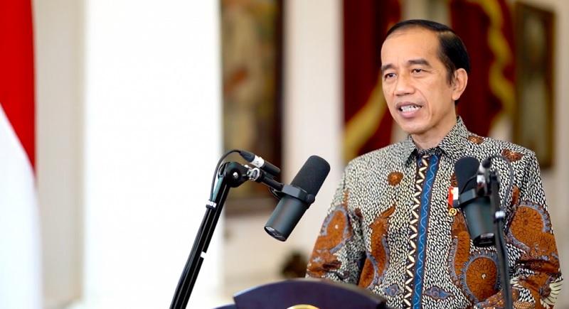 Jokowi: Pengembangan Sektor Pangan Butuh Cara Baru Inovatif