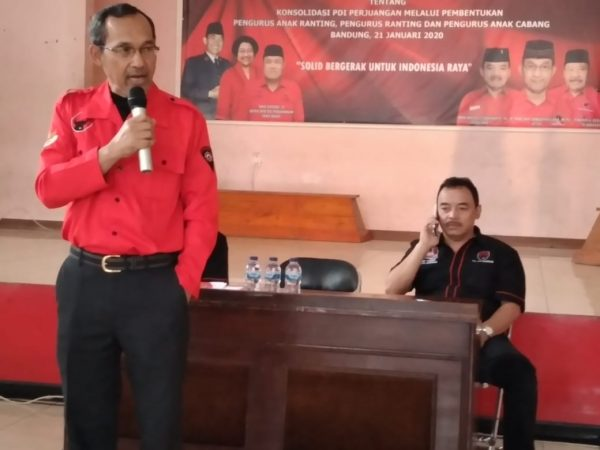 Banteng Bandung Sayangkan Aksi Vandalisme