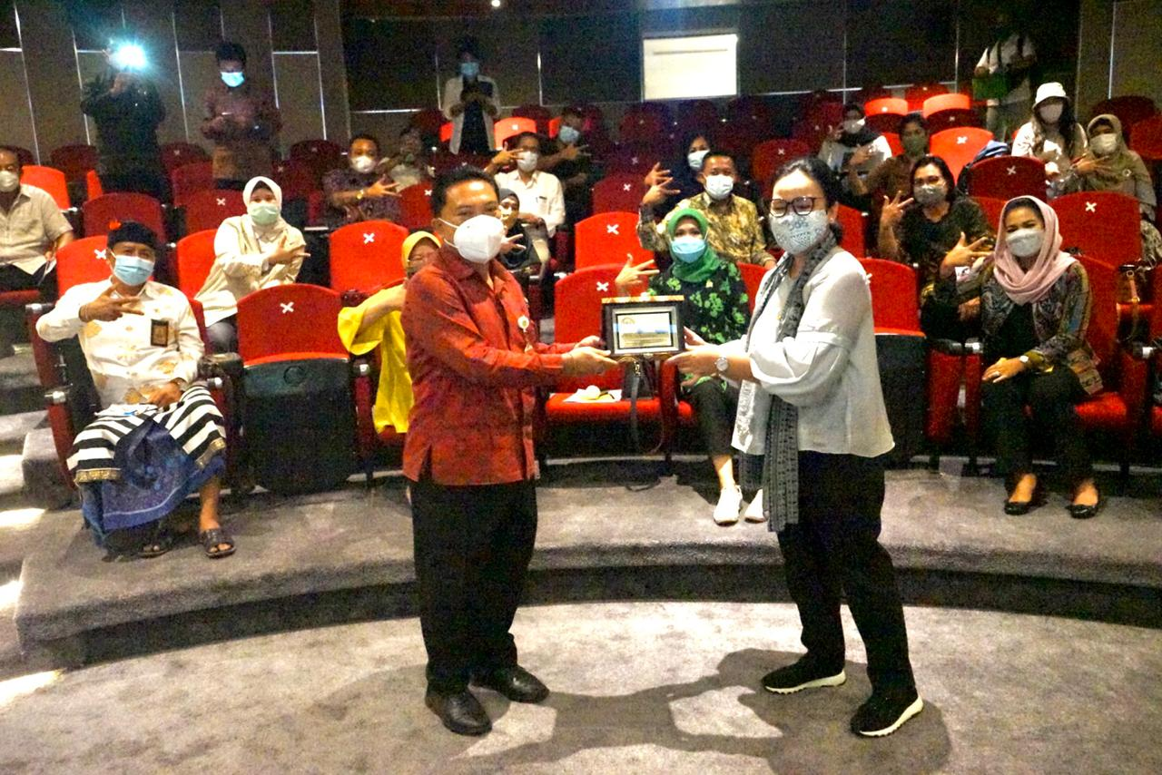 Agustina Pimpin Kunjungan Komisi X DPR RI ke Kota Denpasar