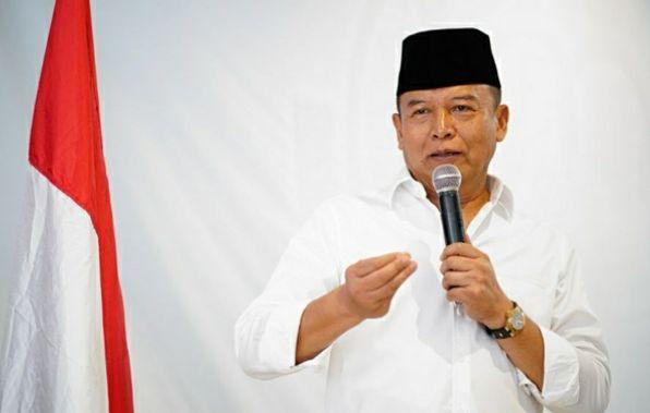 Hasanuddin Minta Pertemuan Wapres-Rizieq Ditunda