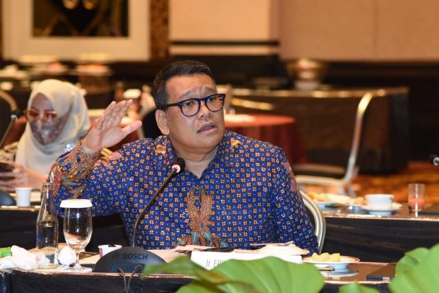 Eriko Dorong OJK Berperan Aktif Pulihkan Perekonomian Bali