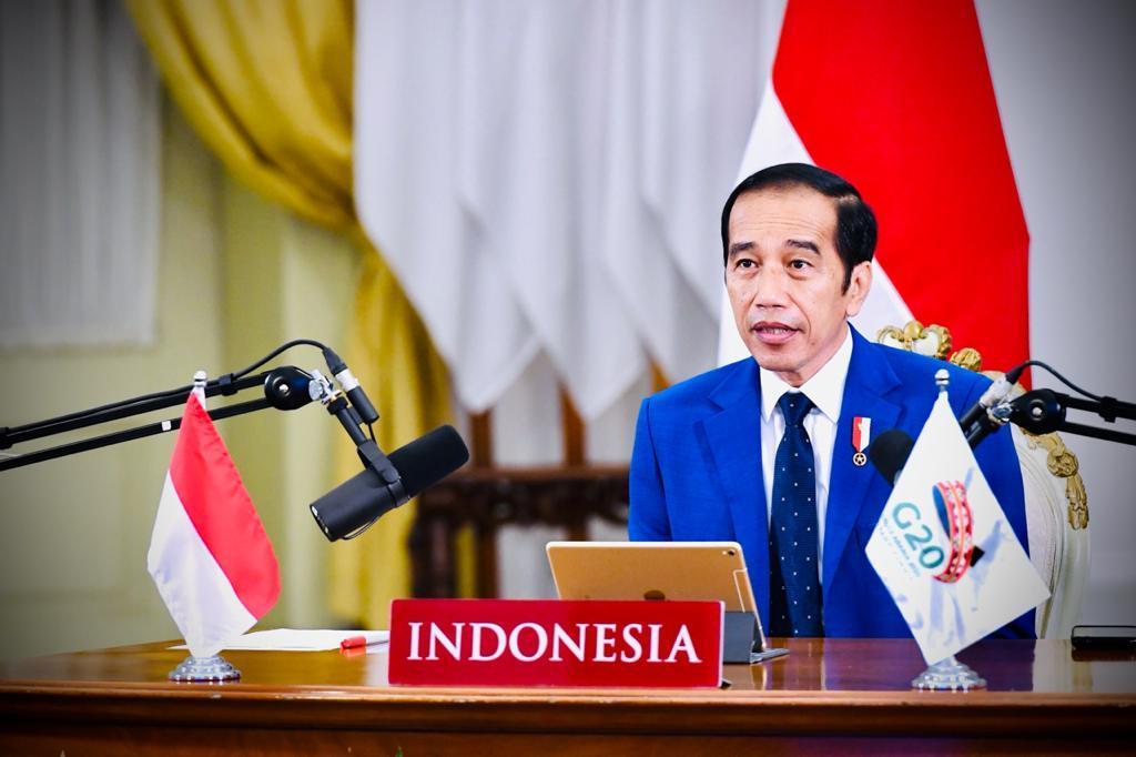 Presiden Jokowi Nilai Dunia Perlu Bertransformasi
