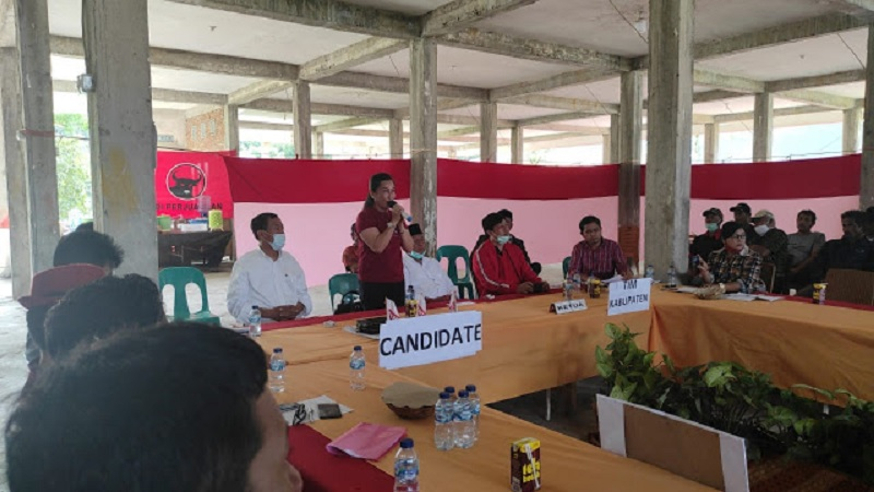Sarce Bandaso Pastikan ALJOHN Solusi Kemajuan Tana Toraja