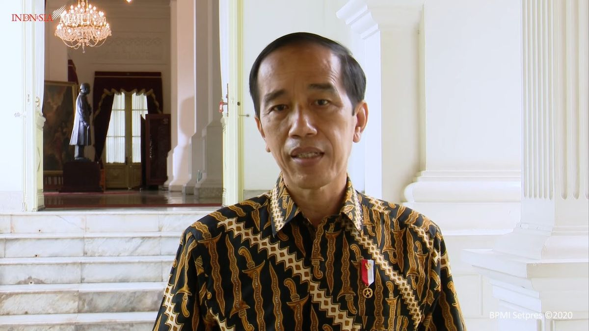 OTT Menteri KKP, Presiden Hormati Proses Hukum di KPK