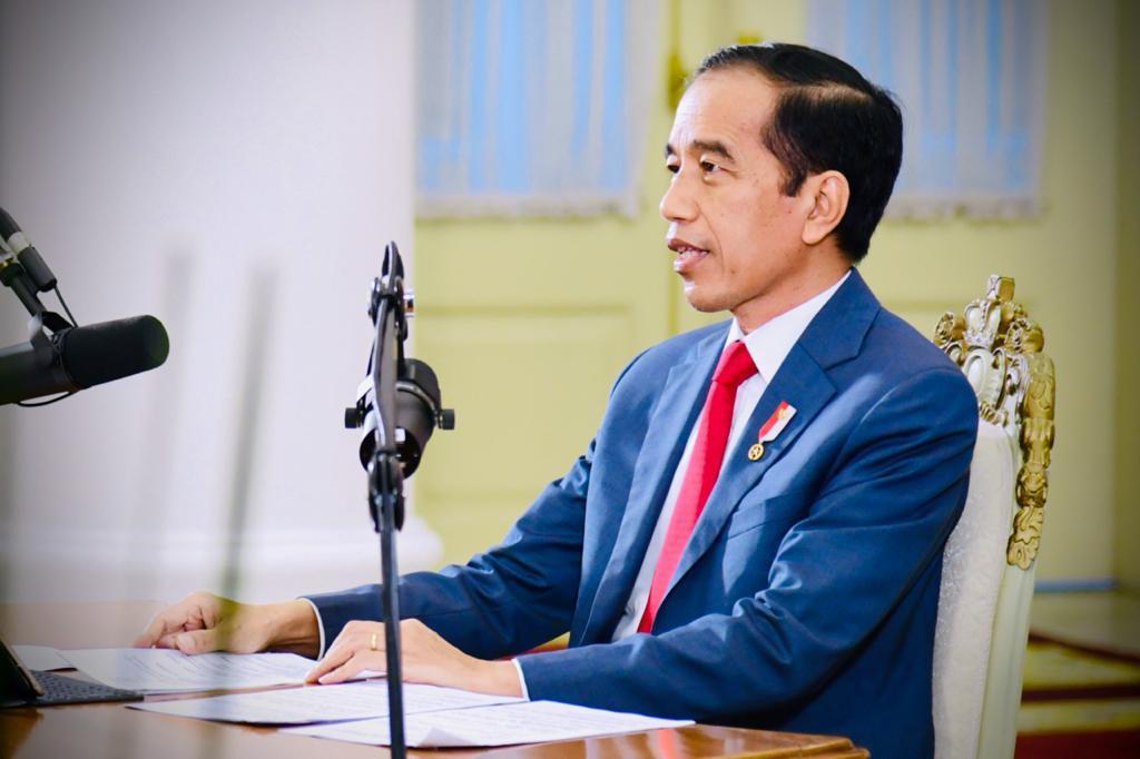 Presiden Jokowi Ajak Warga Dunia Berinvestasi di Indonesia