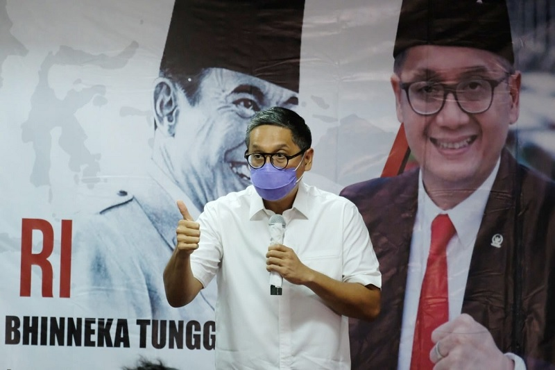 Putra: Benteng Ideologi Pemuda, Gotong Royong Bung Karno