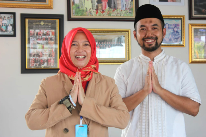 Banteng Lampung Terus Kampanyekan Anna-Fritz