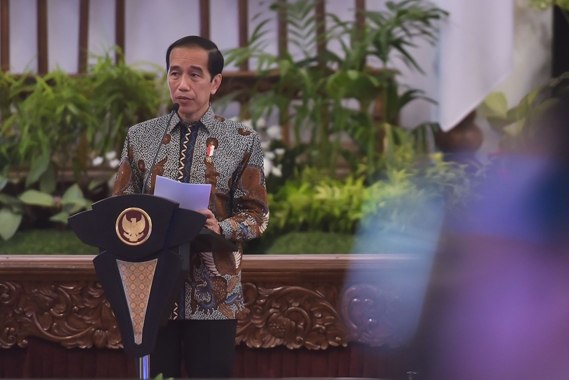 Atasi Krisis, Presiden Jokowi Tekankan Buang Ego Sektoral