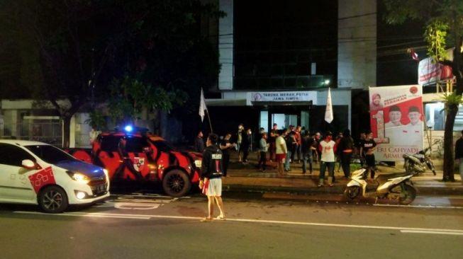 Banteng Surabaya Lapor Polisi Terkait Penyerangan Markas TMP