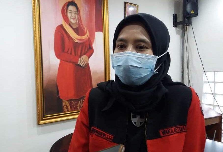 Tangkal Pandemi, Ineu Ajak Milenial Terapkan Prokes Ketat