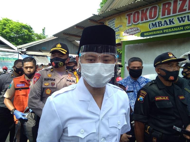 Mochammad Nur Arifin 'Gus Ipin' Nyoblos di TPS 3 Surodakan