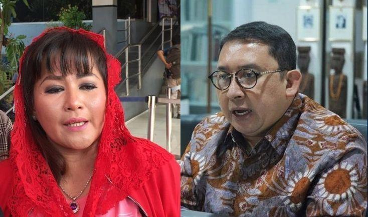 Dewi Tanjung Kecam Fadli Zon Yang Bela Pengawal Rizieq