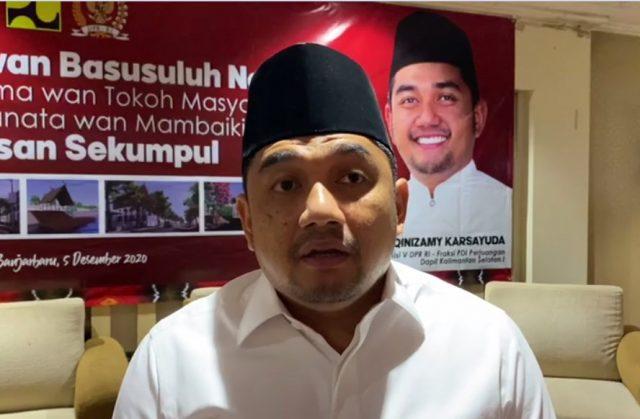 Rifqi Puji BUMN Karya Jalankan Fungsi & Tugasnya Dengan Baik