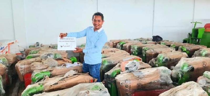 Upaya Ansy Buahkan Pompa Air Untuk Petani Rote